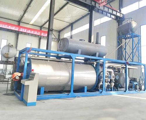 燃气导热油炉生产厂家